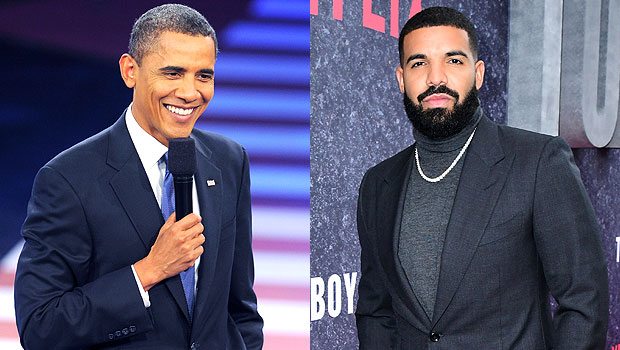 Barack Obama Gives Drake His 'Stamp Of Approval' To Play Him In A Biopic: He's 'A Talented Brother'