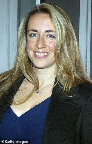 The Guardian editor Katharine Viner (pictured)