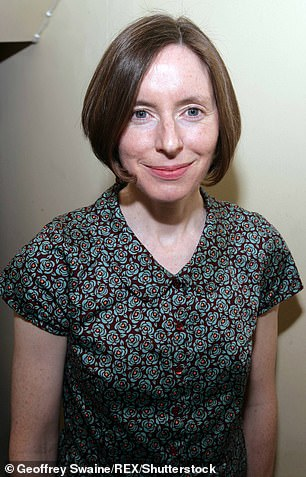 Professor of working-class history at Oxford, Selina Todd (pictured), criticised Labour¿s trans policies