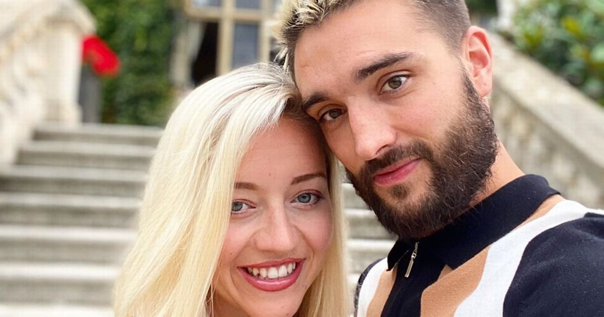 Tom Parker's wife shares touching clip of daughter cradling newborn baby Bodhi