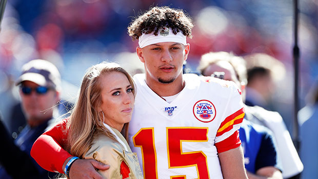 Patrick Mahomes' Fiancee Brittany Matthews Shows Off Baby Bump During Pregnancy Workout