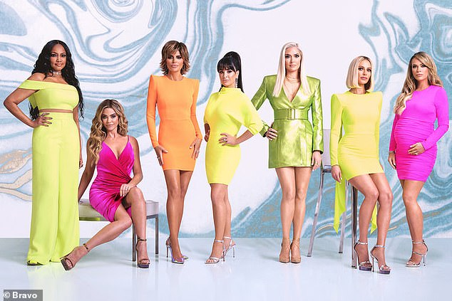 The new season of The Real Housewives of Beverly Hills will welcome back Lisa Rinna, Dorit Kemsley, Kyle Richards, Erika Jayne, Garcelle Beauvais and Sutton Stracke; absent from the proceedings are Teddi Mellencamp Arroyave and Denise Richards, who both left the show