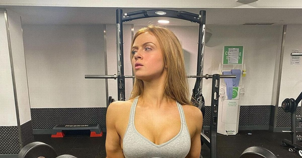 Maisie Smith 'working on loving her body' as she shares 'insecurity' about legs