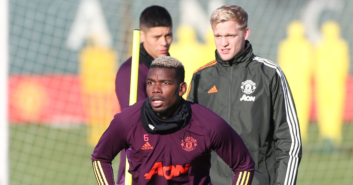 Man Utd injury worries confirmed including Paul Pogba's new ankle issue