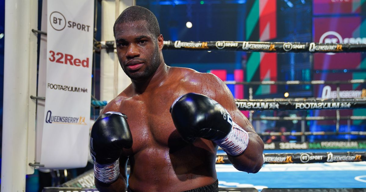 Daniel Dubois can show his class and stop Joe Joyce in the middle rounds