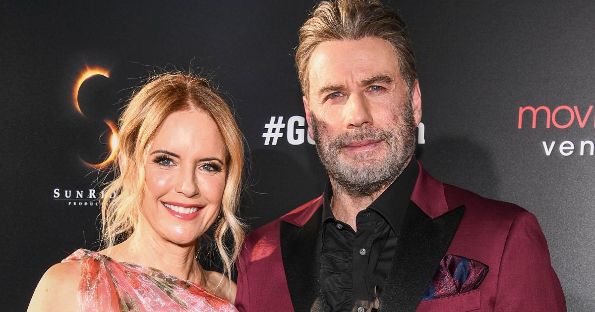 John Travolta thanks fans for support on first Thanksgiving since wife's death