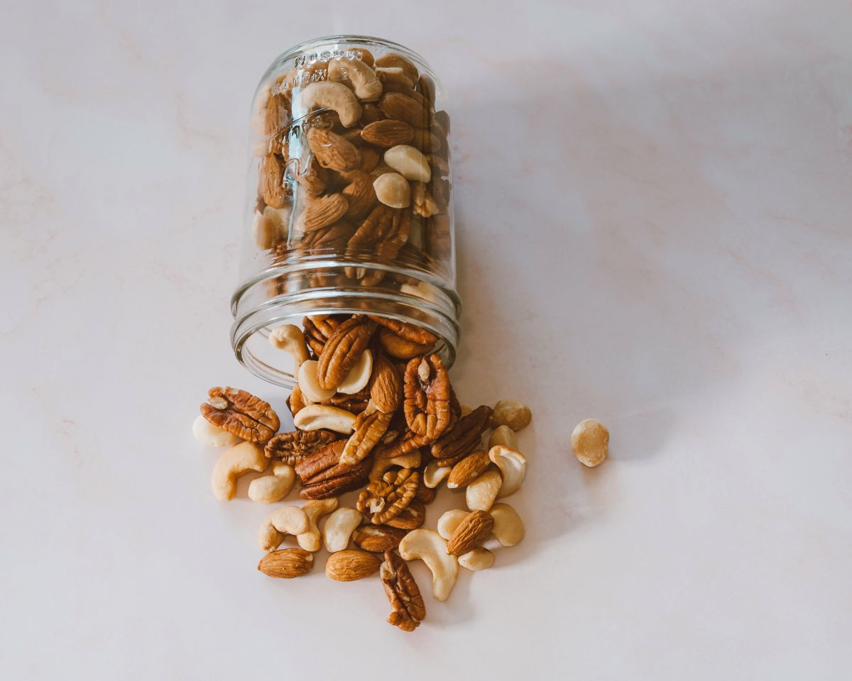 Are the 5 nuts richest in protein | The State