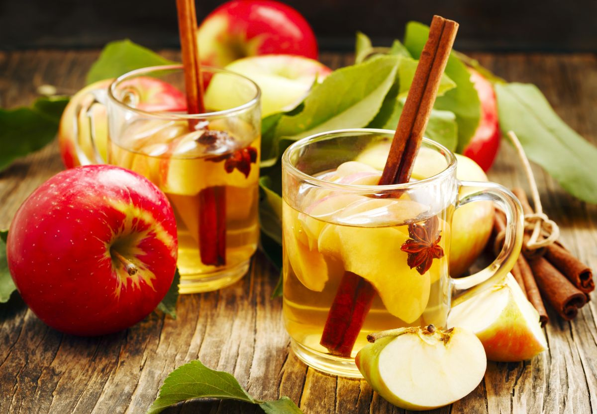 What are the benefits of having an apple and cinnamon tea daily   The State