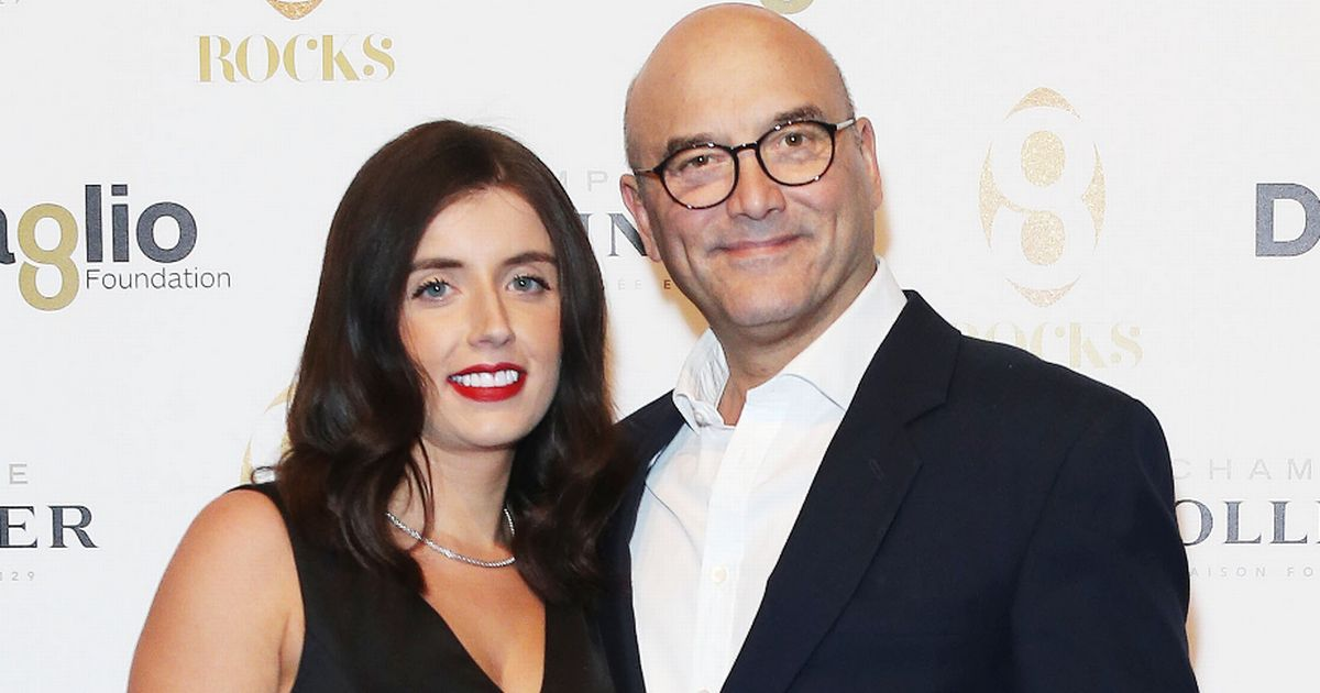 Gregg Wallace says falling for wife Anne-Marie was like 'winning the lottery'