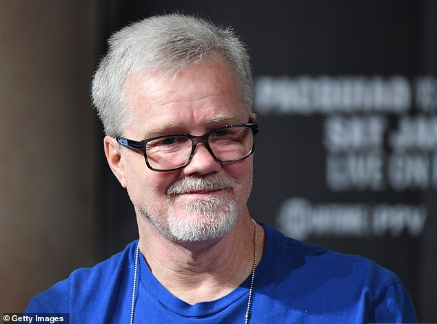 Freddie Roach backs Tyson to knock Jones Jr out but claims he must watch Jones' left shot