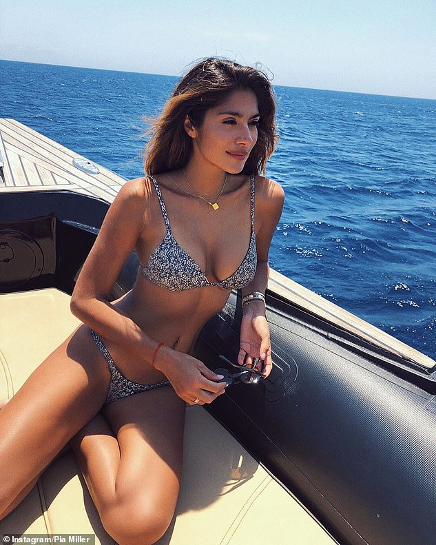 Pia Miller is a 37-year-oldChilean-born Australian fashion model, actress and television presenter