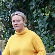 Charlie Brooks returns home from Wales after I'm A Celeb bosses 'axed her stint'