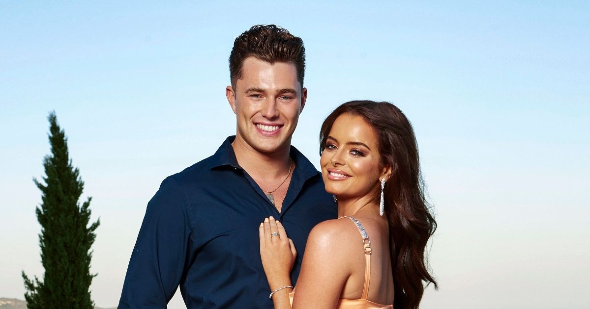 Curtis Pritchard was 'betrayed' when Maura Higgins unveiled Chris Taylor romance