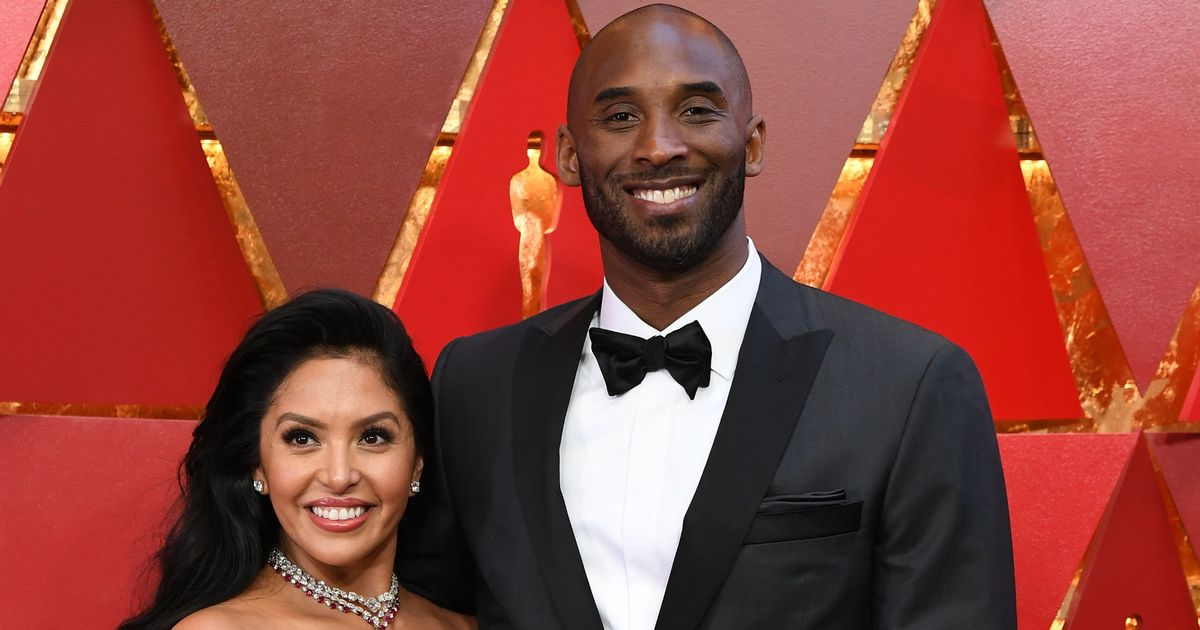 Vanessa Bryant says meeting Kobe 21 years ago was 'love at first sight'