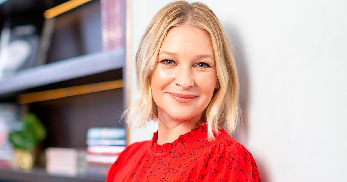 Joanna Page shares moment nurse 'recognised' her during very intimate check up