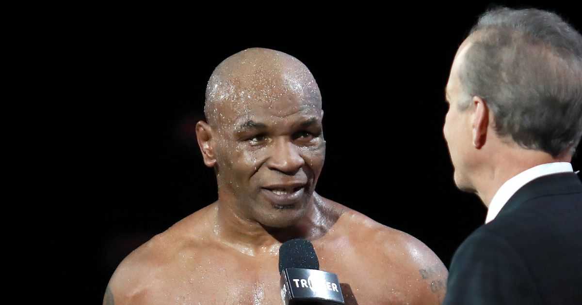 Mike Tyson sets out plans to fight in more exhibition bouts