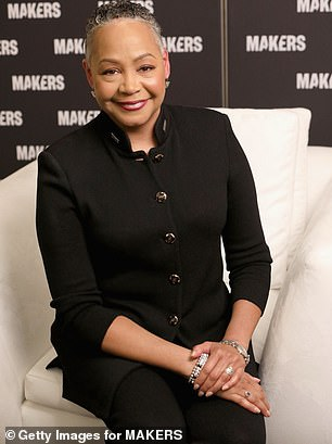 Former President & CEO of Time's Lisa Borders
