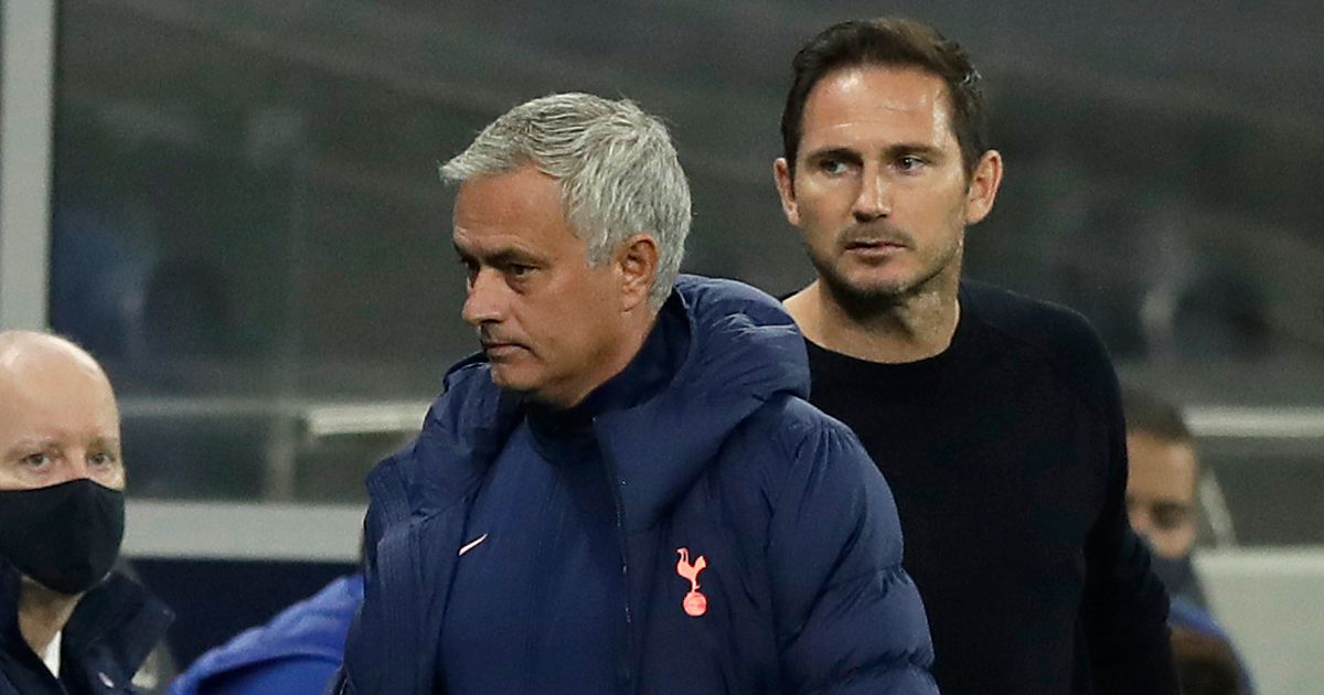 Mourinho and Lampard's best quotes about each other in developing rivalry