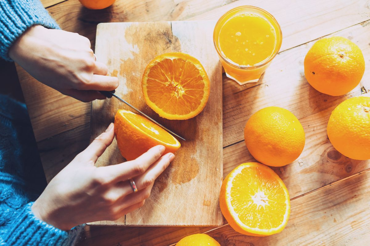 How to lose weight with the orange diet | The State