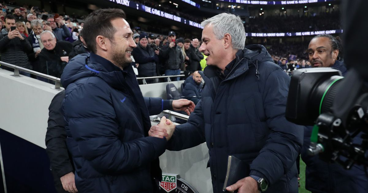 Redknapp opens up on Lampard's row with Mourinho after chat with Chelsea boss