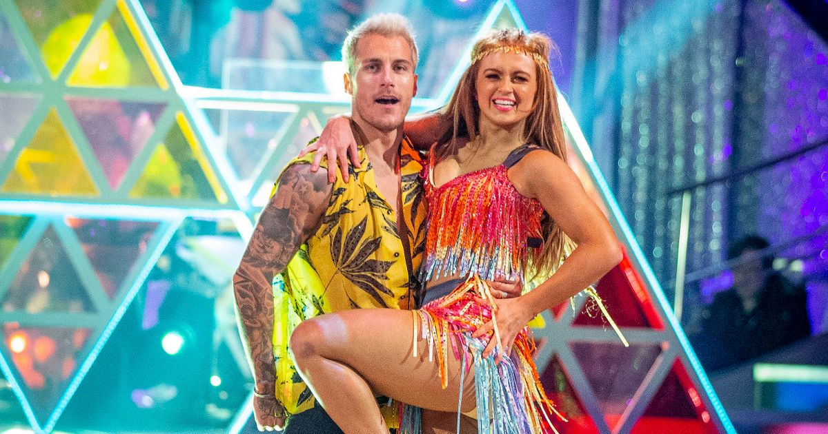 Maisie Smith takes pride in her body after putting on weight during Strictly