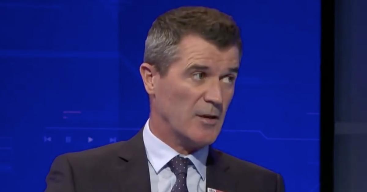 "Roy Keane disagrees with Mikel Arteta as he takes aim at ""soft"" Arsenal"