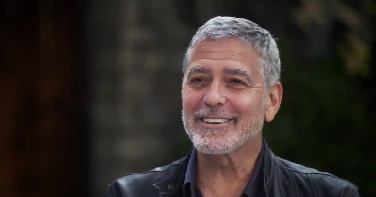 George Clooney admits he was 'pandemic ready' due to cutting own hair for years