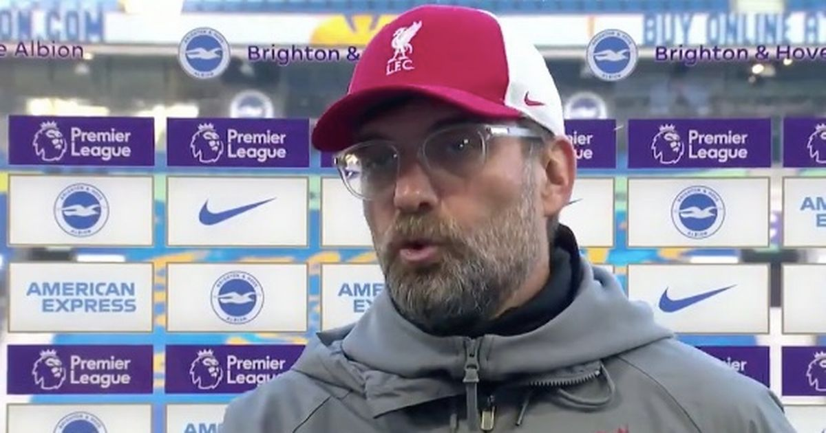 Klopp should be concerned about injuries – but he's arguing with wrong people