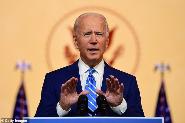 President-Elect Joe Biden faces the prospect of a Republican-controlled Senate if Democrats lose one or both of the Senate runoff elections in Georgia in January, which could make it very difficult for him to get his desired cabinet nominees confirmed
