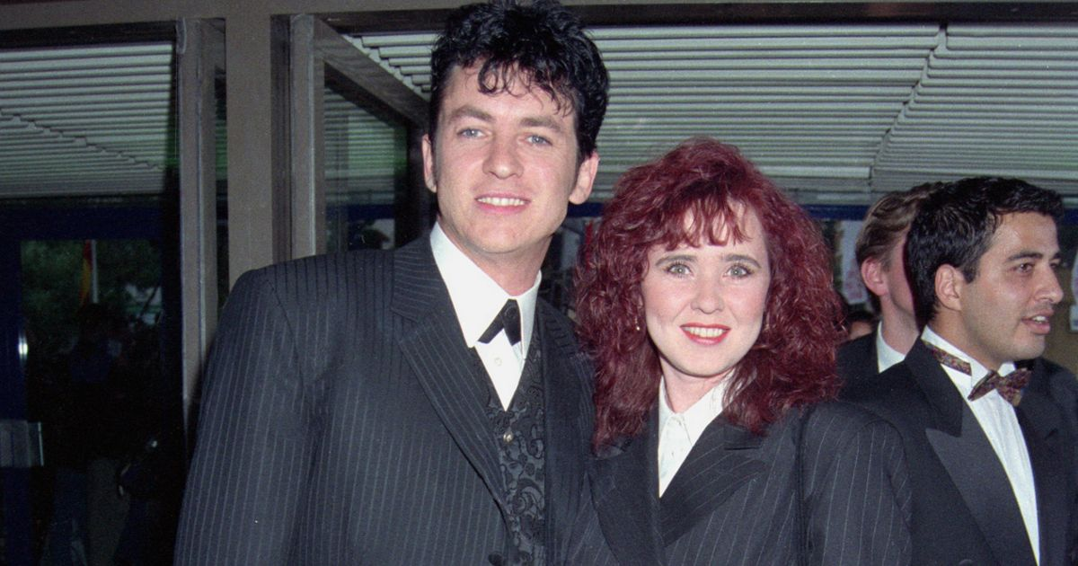 Shane Richie's son tells Coleen Nolan 'he won't get back with you'