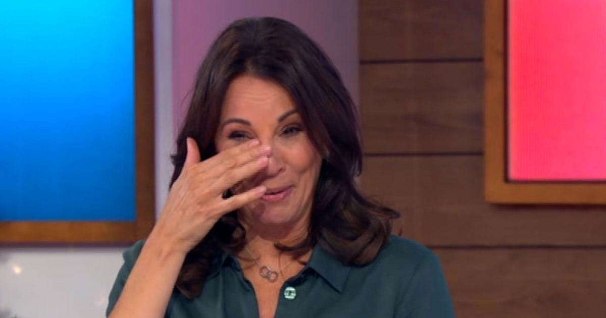 Andrea McLean quit Loose Women after pandemic made her re-evaluate her life