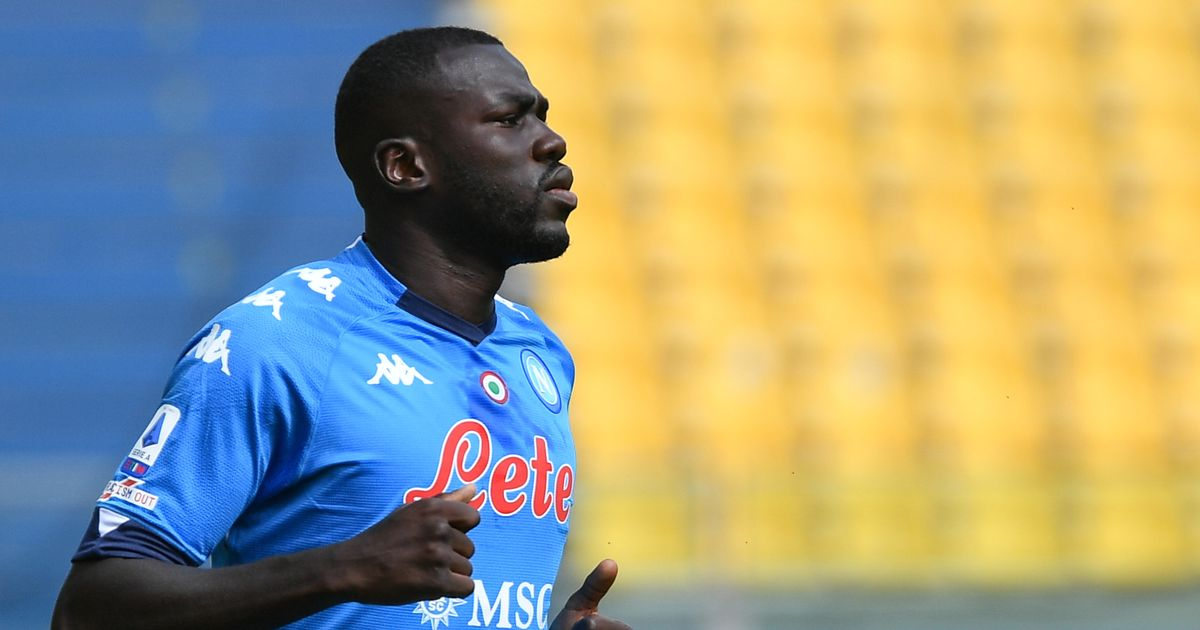 """Klopp told it would be """"easy to talk Kalidou Koulibaly into joining Liverpool"""""""