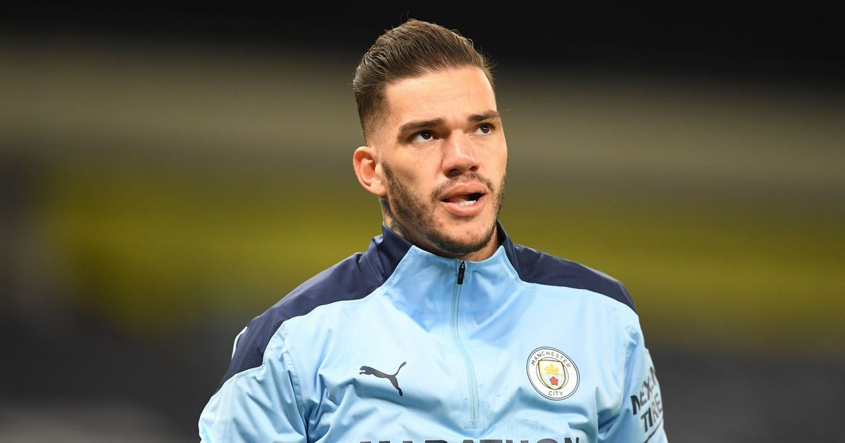 Ederson makes bold claim that he is best penalty taker in Man City squad