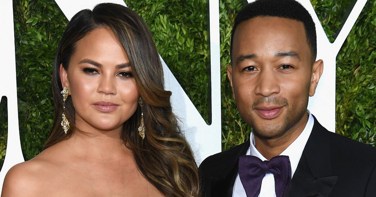 John Legend briefly dumped Chrissy Teigen and wrote All Of Me as ode to her feet