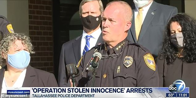 178 people arrested in sex trafficking network involving one teenage girl