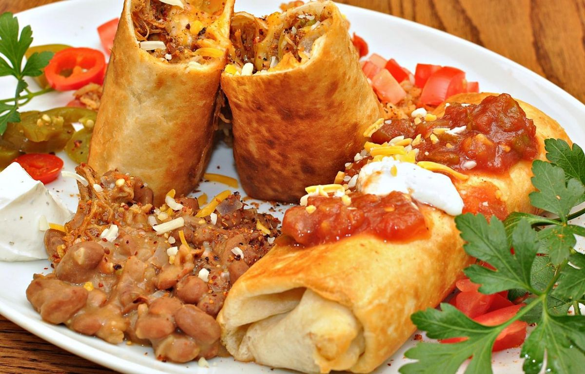 """5 """"Mexican"""" foods invented in the United States 