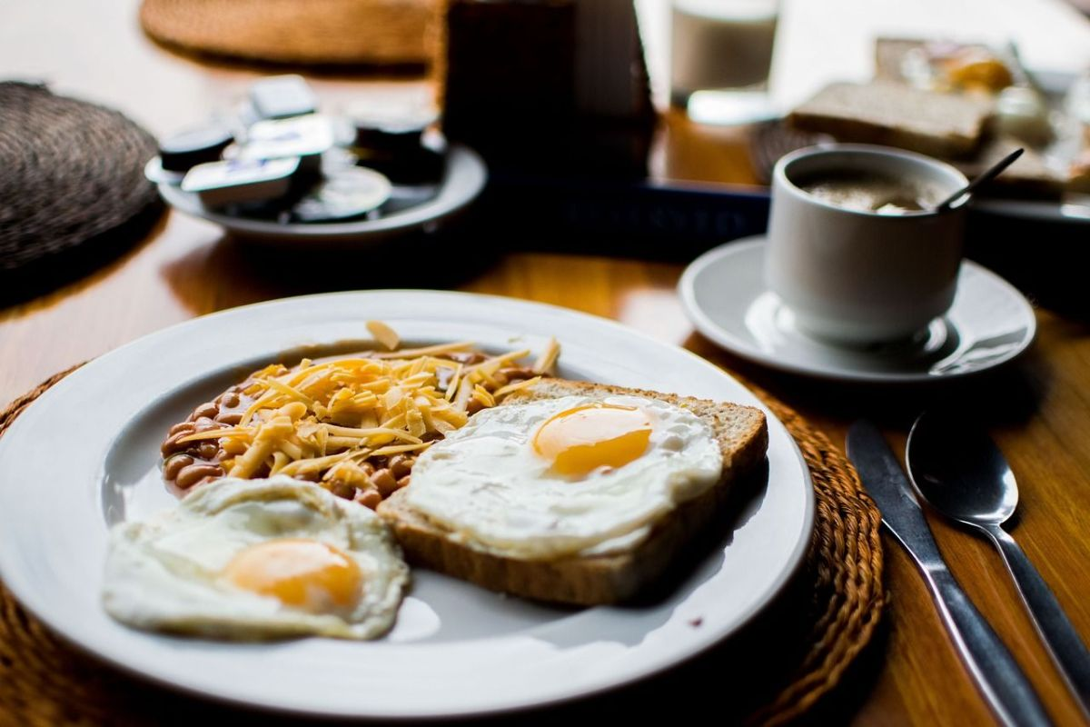 5 reasons why breakfast helps you lose weight | The State