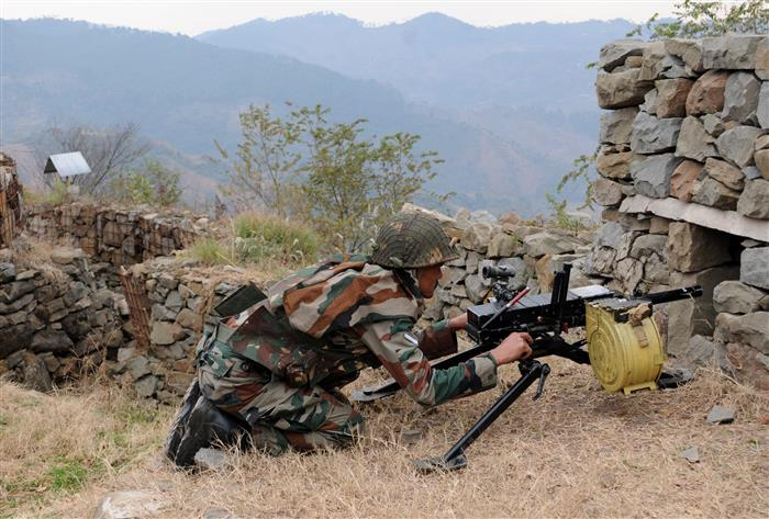 8 Pak soldiers killed, 12 others injured as it violates ceasefire in J-K