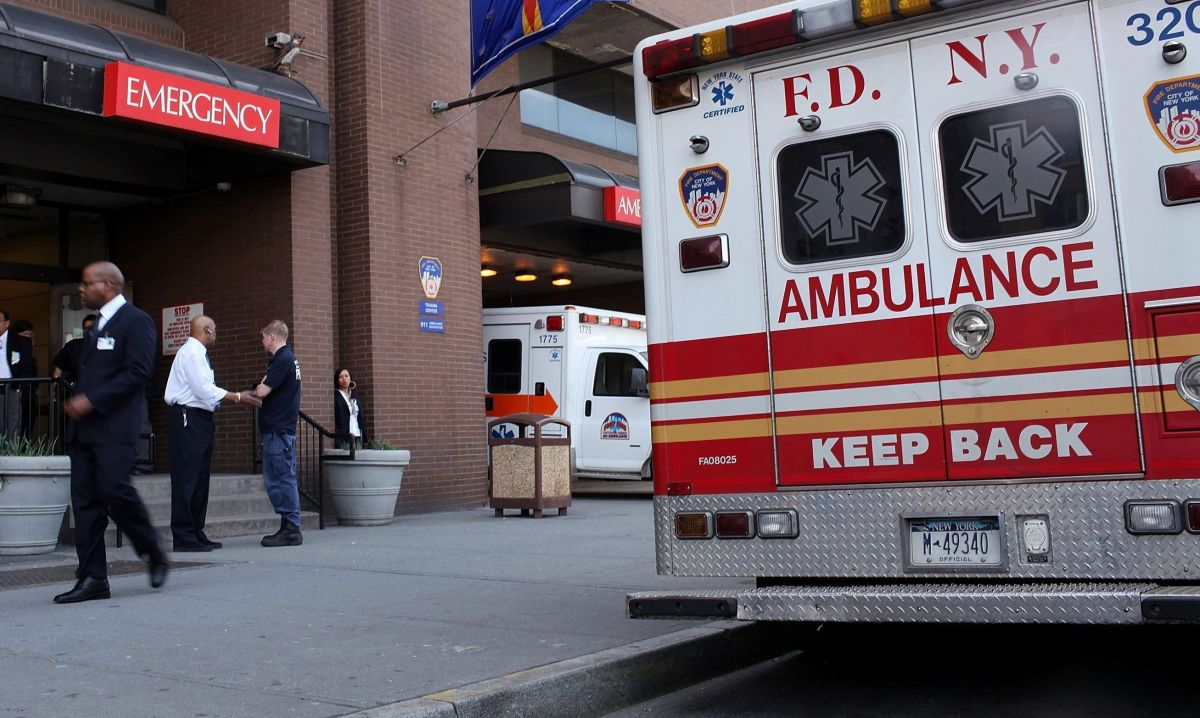 A man died after being punched on a New York street: skull fracture | The State