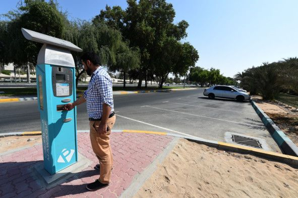 Abu Dhabi gets 233 new paid parking spaces in Al Mamoura area