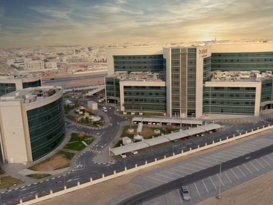 Abu Dhabi to get new quaternary hospital in early 2021