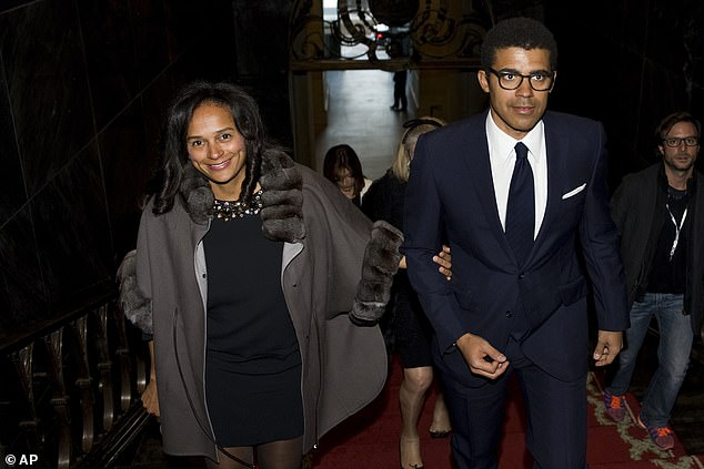 Africa death: Isabel dos Santos's husband dies in diving accident off the coast of Dubai
