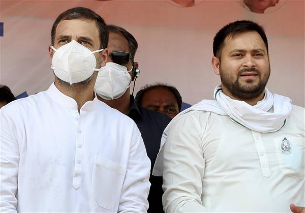 After Sibal's attack, Congress comes to Rahul's defence