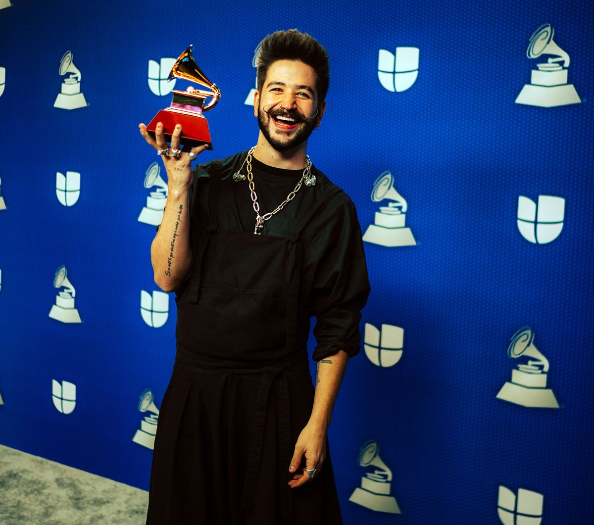 After winning his first Latin Grammy, Camilo confesses how 'Tutu' was born | The State