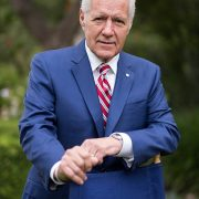 Alex Trebek's name left off Grammy nomination for his audiobook The Answer Is…