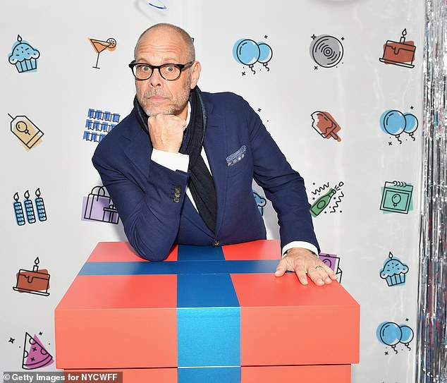 Alton Brown responds to a fan who was 'disappointed' after chef revealed he's a conservative