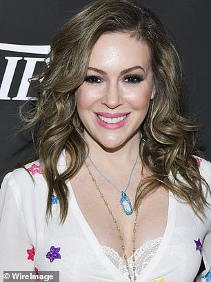 Alyssa Milano slammed 'olive branch' post to Trump supporters