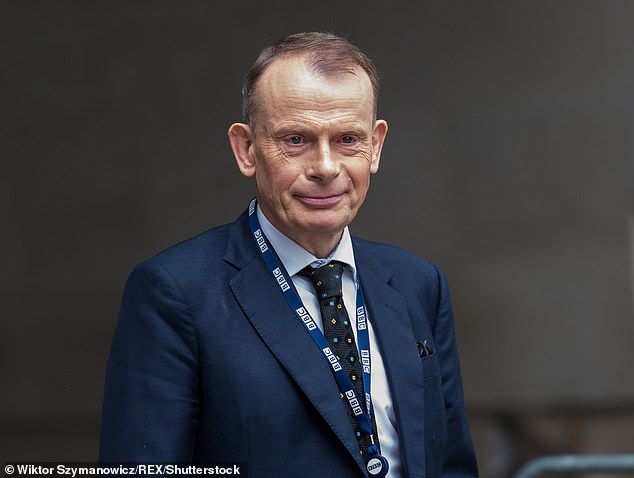 Andrew Marr slams The Crown's inacurate portrayals 'grossly unfair and sadistic'
