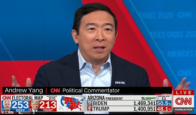 Andrew Yang leads Democrats tearing into the party for turning into a 'urban coastal elite'