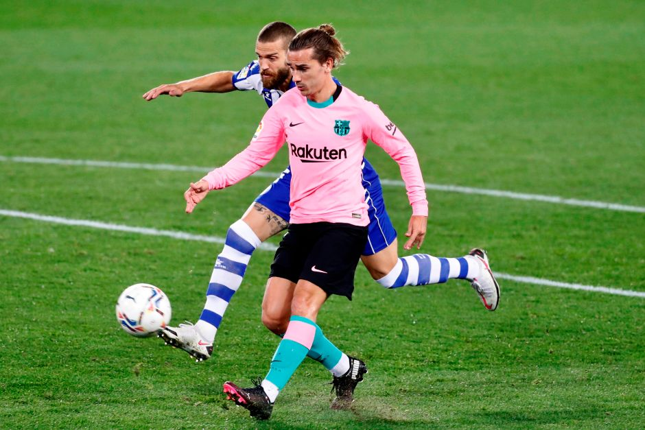 Antoine Griezmann saved Barcelona from being ridiculous against Alavés | The NY Journal